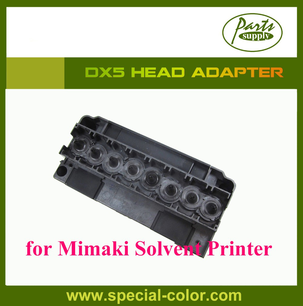 Solvent head cap for mimaki JV33/JV5 printer DX5 Solvent Head Capping best price mimaki jv33 jv5 ts3 ts5 piezo photo printer encoder raster sensor with h9730 reader for sale 2pcs lot