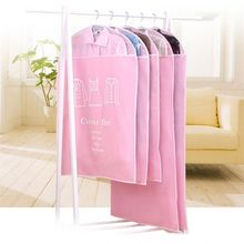 Multi Color Home Zippered Garment Bag Clothes Suits Dust Cover Bags Storage China