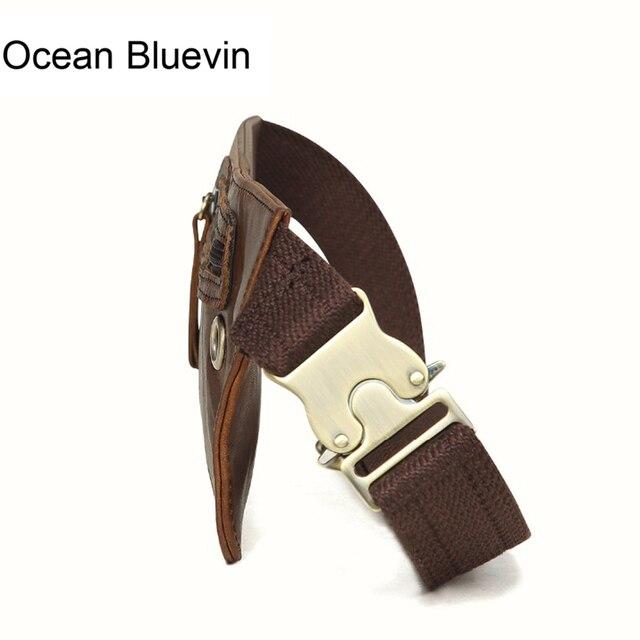 Bluevin Cintura De Cuero Nuevo La Crazy Océano Caballo 74xdqwU0g