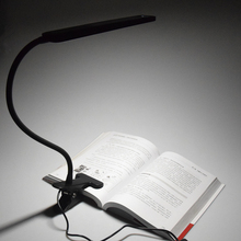 AIFENG Led Desk Lamp With Clip Flexible Led Reading Lamp Book Lamp USB Touch Night Light Dimmable 3 Color Temperature Desk Lamps