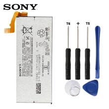 Original SONY Battery LIS1645ERPC For Xperia XZ1 G8342 2700mAh Genuine Sony mobile phone replacement battery
