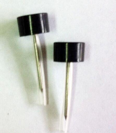 1 par electrodos originales FIX para AI-6 fusionadora