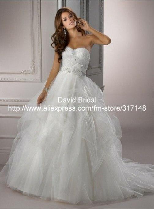 Sweetheart Strapless Dresses