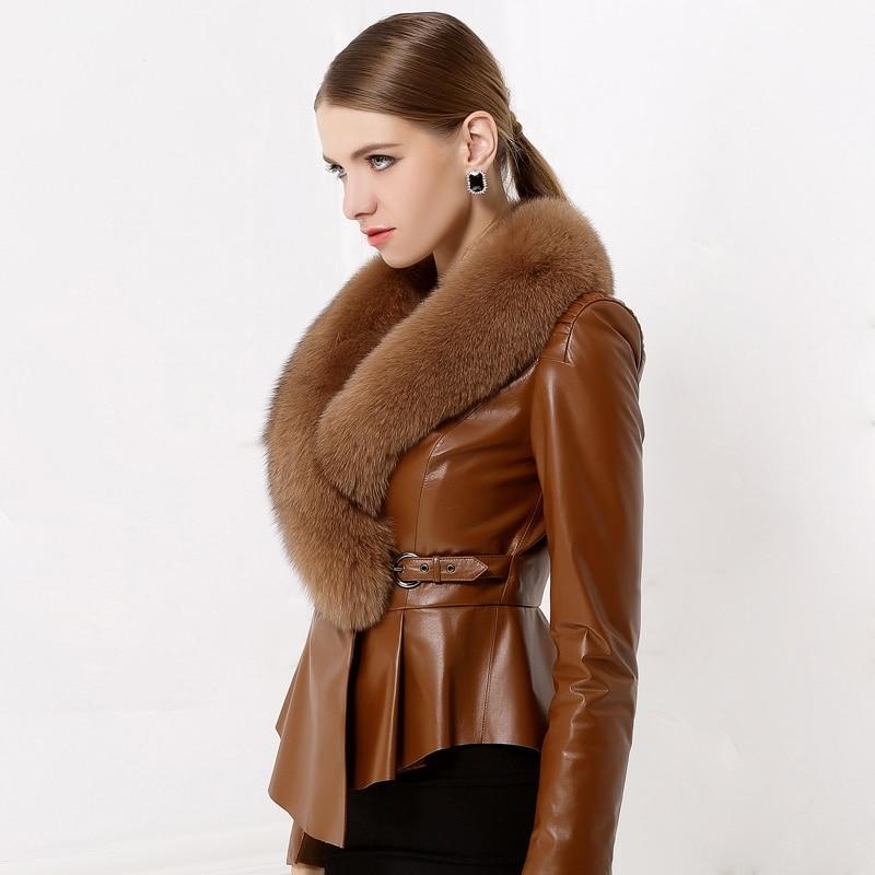 Fur Collar Coats For Women | Fashion Women's Coat 2017