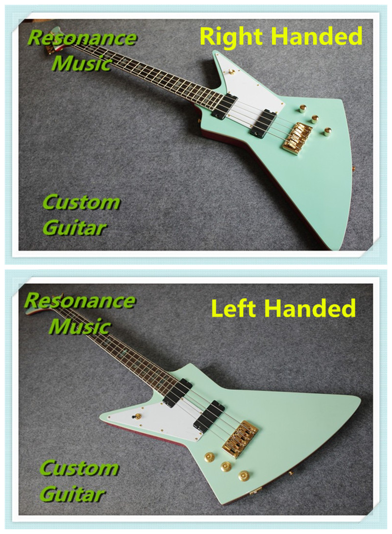 Chinese Musical Instruments 4 Strings Explore Electric Bass Guitar Right Handed & Left Handed All Available top quality multicolour sg electric guitar 4 string bass guitarra 22 frets left handed available