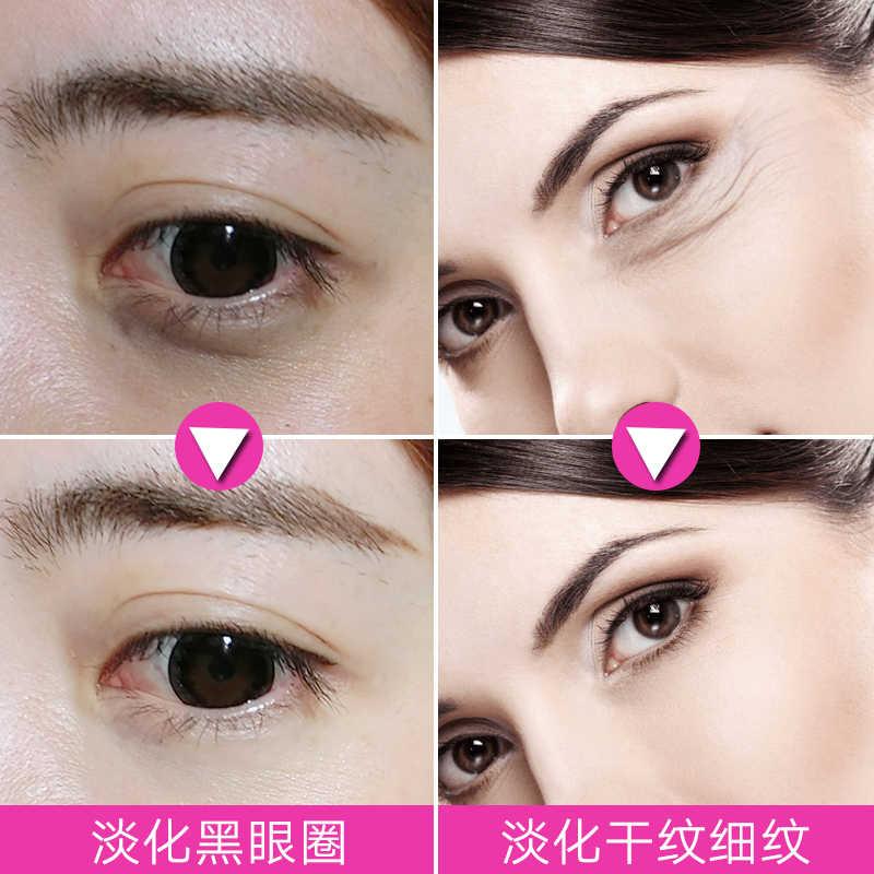 Lamilee Rose Eye Cream Pelembab Anti-Penuaan Mata Perawatan Esensi Krim Remover Gelap Lingkaran Whitening Firming Perawatan Kulit 20G