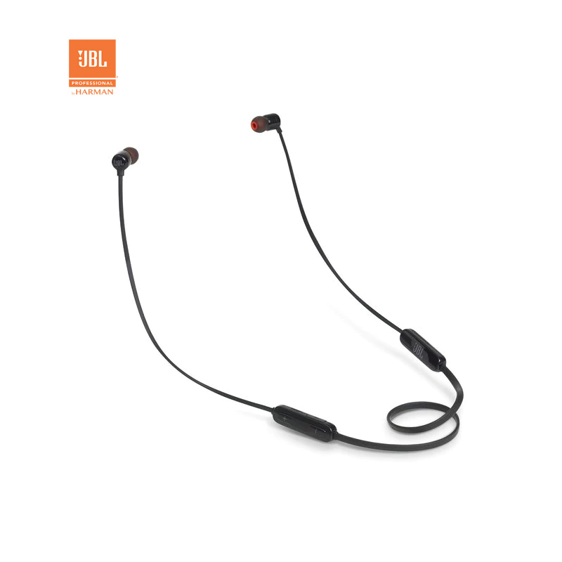 New Original JBL T110 Tb Wireless In Ear Headphones Pure Bass Sound 6 Hour Battery