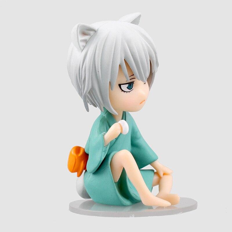 Anime Kamisama Kiss Kamisama Love Hajimemashita Tomoe Doll PVC Action Figure Figurine Resin Collection Model Toy Gifts Cosplay