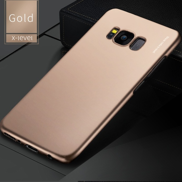 X-LEVEL Knight Series Matte Finish Hard PC Case Cover for Samsung Galaxy S8 SM-G950