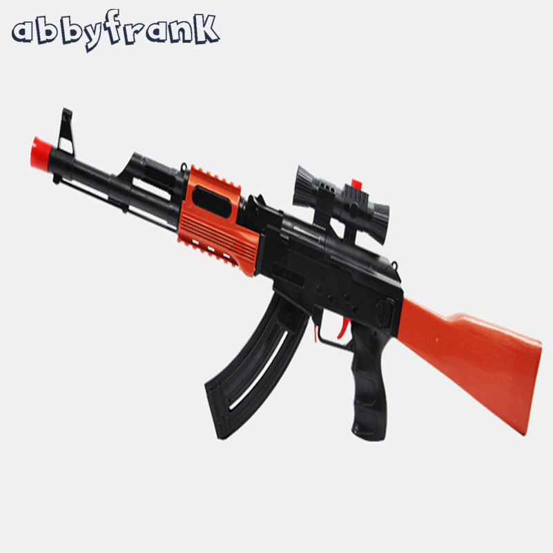 Abbyfrank AK 47 Toy Gun 3 Pcs Soft Bullet 400 Pcs Water Absorb Bullet Pistol Gun Orbeez Water Gun Crystal Bullet Airgun Gift