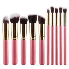 New Products 10Pcs Eyeliner Lip Makeup Blush Eyeshadow Blend