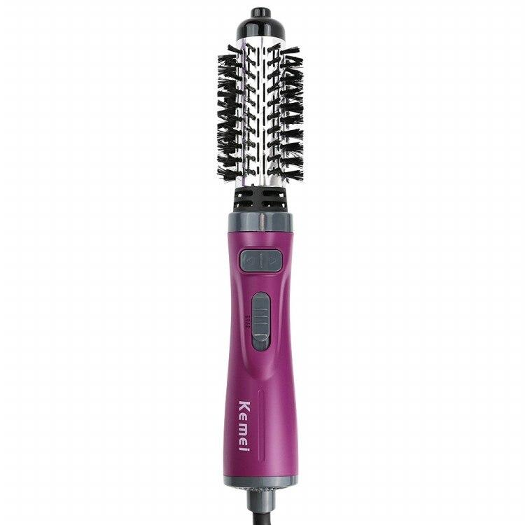 KM-8000 professionnel sèche-cheveux bigoudis Style équipement de Salon de coiffure automatique rotatif Styler cheveux bigoudi peignes
