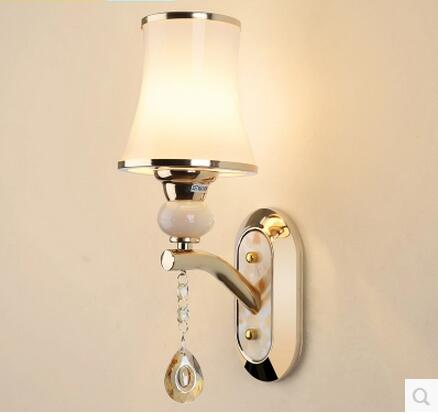 Modern style retro wall lamps bedroom vintage stair wall lights e27 modern style retro wall lamps bedroom vintage stair wall lights e27 bedside lamp background bar ktv decorative lighting in led indoor wall lamps from lights aloadofball Choice Image