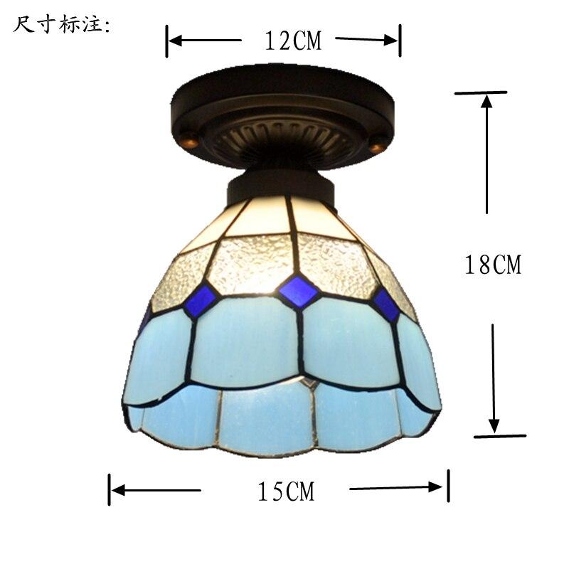 Kostenlose Lieferung Billig Tiffany deckenleuchten modernen ...