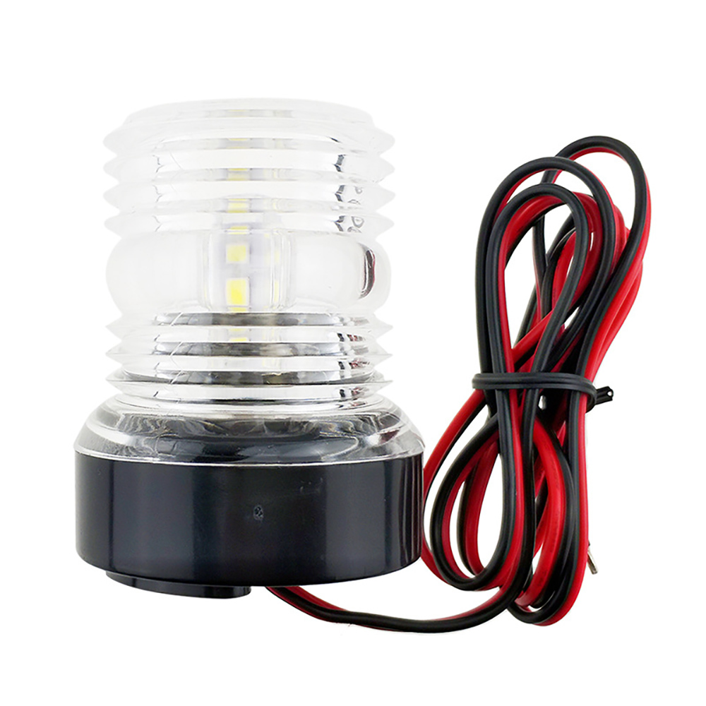 Marine Boat Yacht  All Round 360 Degree Navigation Light 12V LED White And Green