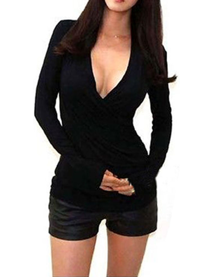 Online Buy Wholesale Low Cut T Shirt From China Low Cut T