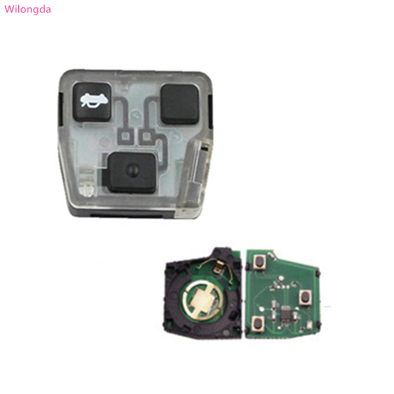 New Uncut 868 MHz w// Chip Smart Remote keyless Car Key Fob for 2004-2013 BMW