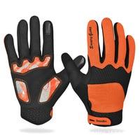 Brand New Full Finger motorcycle gloves gants moto luvas motocross leather motorbike guantes cycling moto racing gloves