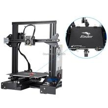 Ender 3 de impresora 3D CREALITY/Ender 3X actualizado v slot Resumen de la falla de alimentación de impresión DIY KIT caliente