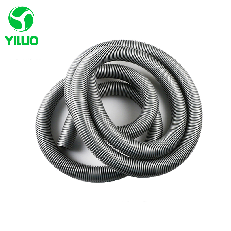 1m Outer Diameter 39mm Inner Diameter 33mm gray High Temperature Flexible EVA Hose for Universal Vacuum Cleaner Accessories vacuum pump inlet filters f007 7 rc3 out diameter of 340mm high is 360mm