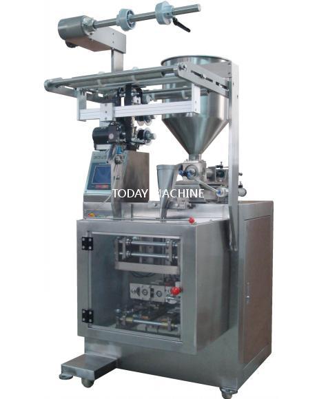 Vertical milk oil honey paste liquid Sachet packing machine pump in Pumps from Home Improvement