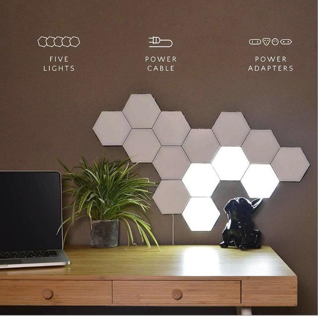 HELIOS Touch Sensitive Modular Lamp