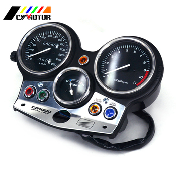 Motorcycle 260 Version Gauges Cluster Speedometer Odometer Tachometer For HONDA CB1000 CB 1000 94 95 96 97 98 99 image