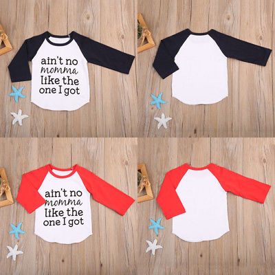 Autumn-Newborn-Baby-Boy-Long-Sleeve-T-shirt-Lettering-Cotton-Tops-Clothes-Outfit-2