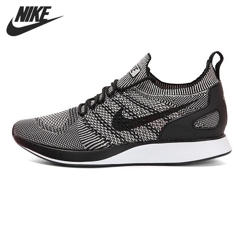 Original New Arrival 2017 NIKE AIR ZOOM MARIAH FLYKNIT RACER Men's Running Shoes Sneakers