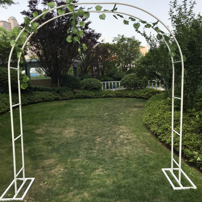 Bridal-Arch-Frame-Background-Decoration-Cherry-Blossom-Arch-Flower-Stand-Door-Wedding-Party-Decoration-Props. (3)