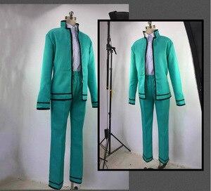 Image 4 - Disfraces de Cosplay de Saiki Kusuo no Psi Nan, la desastrosa VIDA DE Saiki K. Conjunto completo de uniforme de ropa para hombre