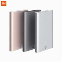 Xiaomi Youpin MIIIW держатель для карт из нержавеющей стали Серебряный алюминиевый чехол для кредитных карт для женщин и мужчин коробка для ID-Карты Чехол карманный кошелек D5