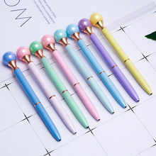 20pcs/lot free shipping High-grade metal ballpoint pen Business gift pens for writing