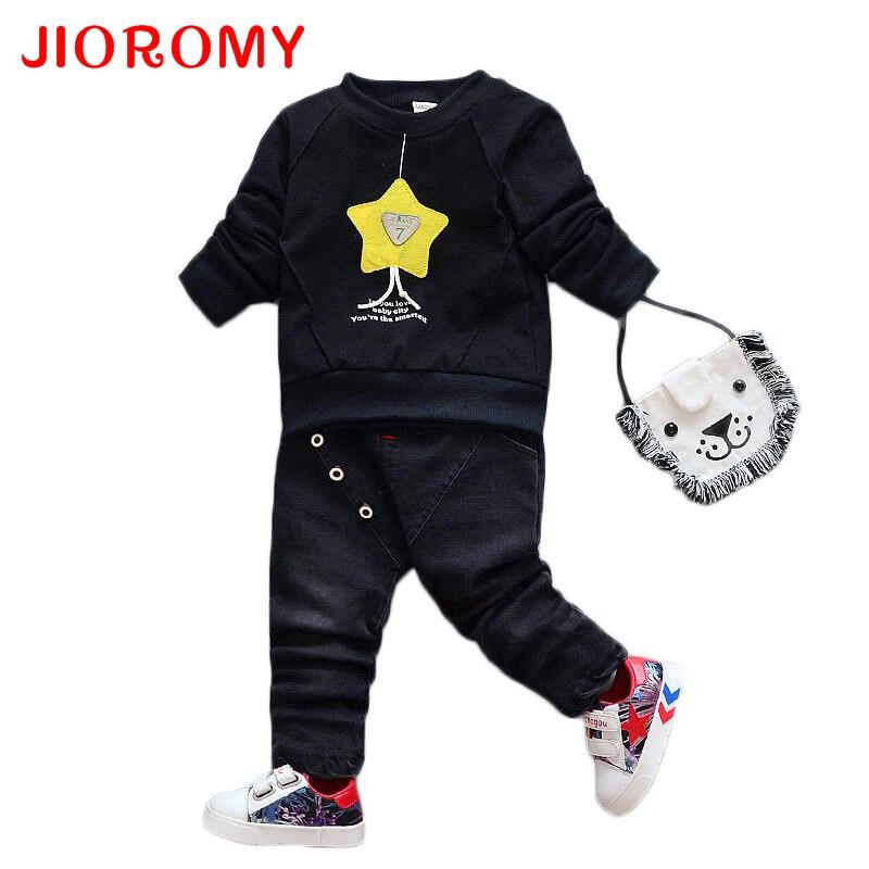 JIOROMY Ropa para niños Conjunto 2019 Estrella de primavera - Ropa de ninos - foto 1