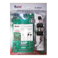 K 9202 16 In 1 Professional Battery Activation Charge Board With Mic USB Cable For IPhone