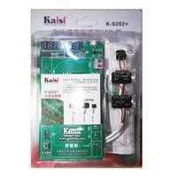 K-9202 + 16 в 1 Батарея быстро активации заряд доска с микрофоном USB кабель для iPhone 4/5S/6/6 s/6 s Plus/7/P Для Ipad 2/3/4/5/6