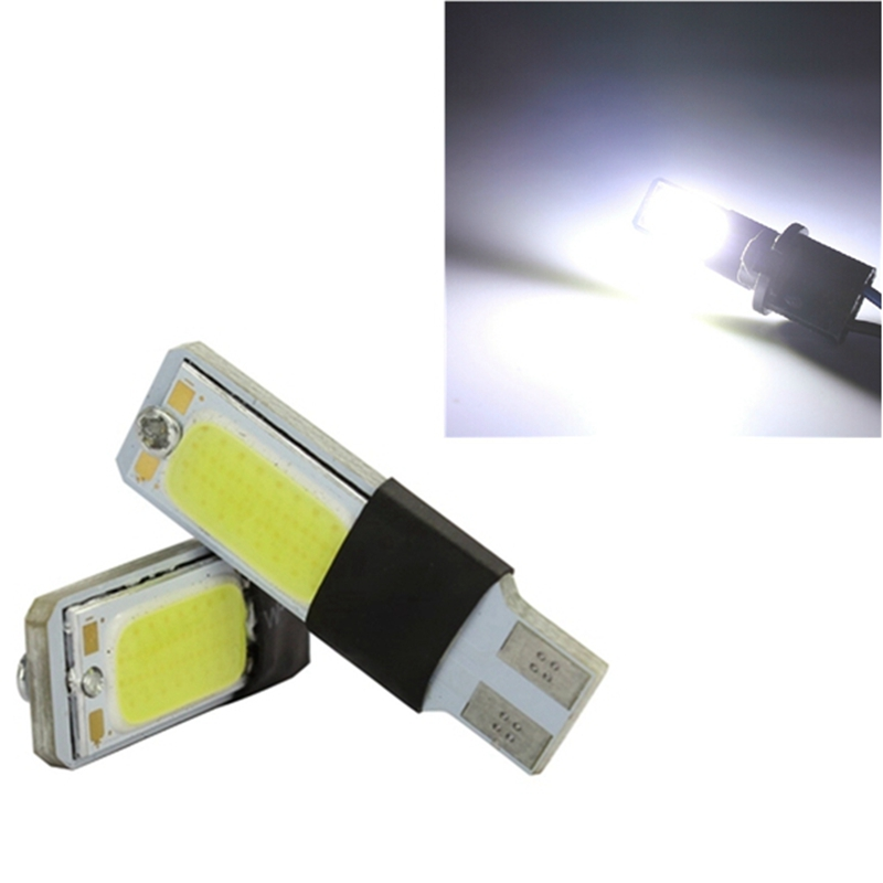 2 Pieces Led Car DC 12v Lampada Light T10 W5W 194 168 Super White 194 168 w5w T10 Led Parking Bulb Auto Wedge Clearance Lamp ветровики artway инжекционные с металлизированным молдингом ford focus 3 12 sd