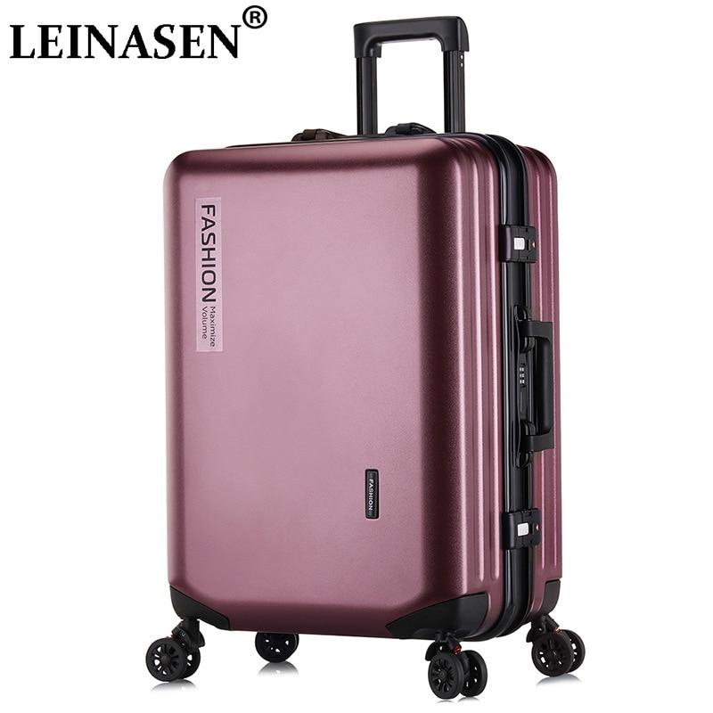 LEINASEN Popular Fashion Rolling Luggage 20