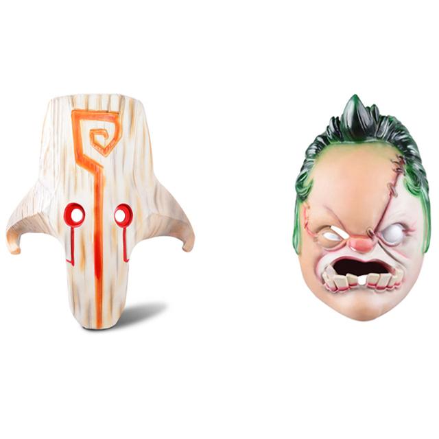 Dota 2 Character Cosplay Mask