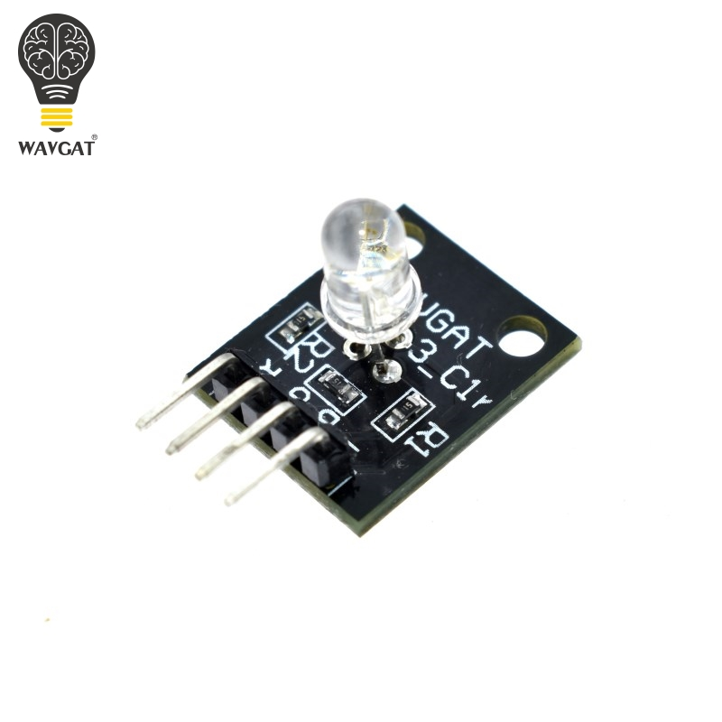 Auto Replacement Parts 2019 New Style 37 In 1 Box Sensor Module Kit For Arduino Starters Small Passive Buzzer Module Ky-006 2-color Led Module Ky-011 Etc