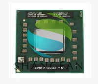 Laptop Cpu Processor AMD P940 HMP940SGR42GM 1 7GHz 2MB Quad Core Socket S1 S1g4 PGA638