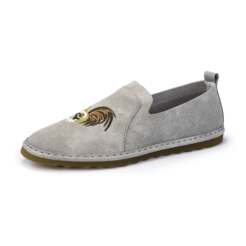 2017 New Fashion Brand Men Outdoor Casual Handmade Loafers Men Velvet Shoes Man Dress Shoe Men's Flats Zapatos De Los Hombres 2017 new flats men shoes zip round toe leather men loafers shoes fashion brand outdoor shoes casual sapatos masculino