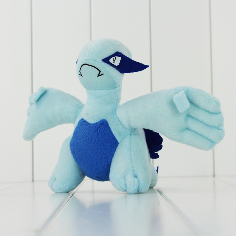 1pcs-go-plus-Charmander-Dedenne-Vulpix-Dragonite-Froakie-mudkip-Substitute-Venusaur-plush-stuffed-toy-doll-free-shipping-3