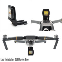 STARTRC 3D Печатный Расширенный посадочный механизм со светодиодными лампами для DJI Mavic Pro Drone 20J Прямая