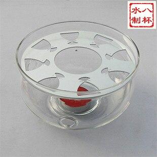 Glass Heating Base Warm Tea Flowers And Tea Glass Insulation Base Tea Stove