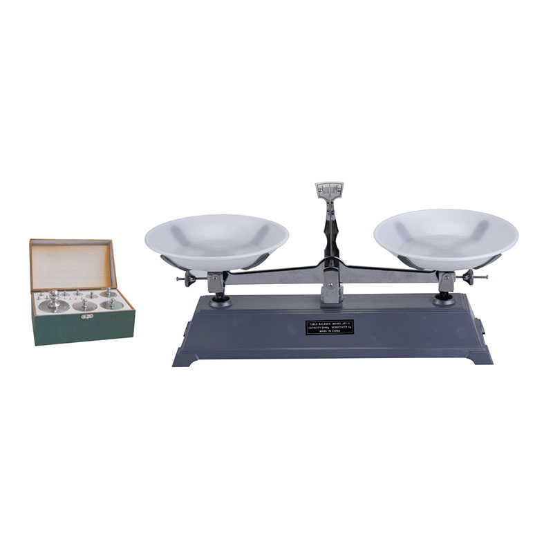 JPT-5 The 5000g/5g Table Balance Scale Mechanical Balance Scale Weight To Send Medicine Tray 800g electronic balance measuring scale with different units counting balance and weight balance
