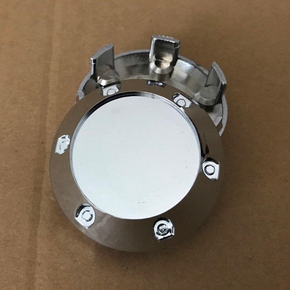 59MM Blank Center Cap For Rims No Emblem Sticker 56mm Clip Diameter Wheel Cover Hubcaps For Polo Qashqai Sportage Tiguan Captur