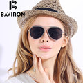 BAVIRON Multi Angled Version Cat Eye Sunglasses Famale Flat Mirror Polaroid Lenses Sun Glasses Unisex Hollow Stylish Oculos 0094