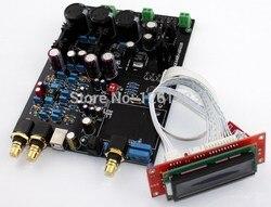 Assembled AK4495SEQ+AK4118+op-amp AD827 DAC finished decoder board