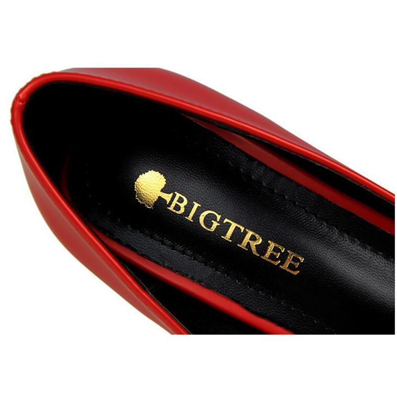 4 2 Diseñador Zapatos 3 Nueva Del Pie Bombas Punta 6 5 1 Femme Altos Moda Tacones Dedo Escarpins Mujeres Gruesas Señoras Z353 Oficina Carrera 2017 RxFBfqR